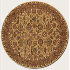 Royal Kashimar All Over Vase Hazelnut Area Rug
