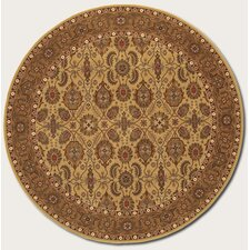 <strong>Couristan</strong> Royal Kashimar All Over Vase Hazelnut Rug