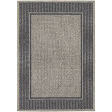 Tides Astoria Charcoal/Grey Indoor/Outdoor Area Rug