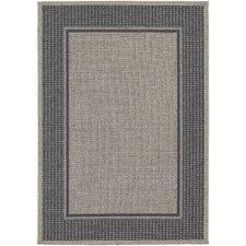 Tides Astoria Charcoal/Grey Indoor/Outdoor Rug