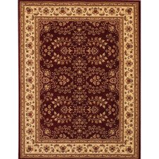 <strong>Couristan</strong> Anatolia Antique Herati Red Rug