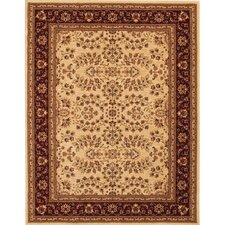 <strong>Couristan</strong> Anatolia Antique Herati Cream Rug