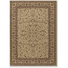 Anatolia Persian Medallion Ispaghan/Cream Rug