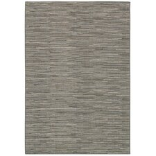 Larvotto Grey Indoor/Outdoor Area Rug