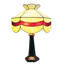 Tiffany Bistro 1-Light Scalloped Table Lamp