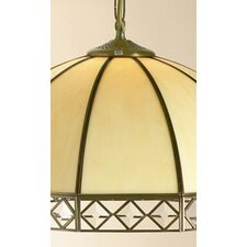<strong>Loxton Lighting</strong> Boulogne 1 Light Bowl Pendant