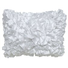 All Over Ruffle Rectangle Pillow
