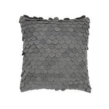 Shell Felt Square Pillow