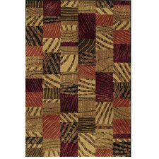 <strong>Shaw Rugs</strong> Accents Lima Multi-Colored Rug