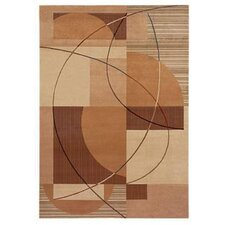 <strong>Shaw Rugs</strong> Inspired Design Mojo Gold Rug