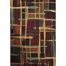 <strong>Shaw Rugs</strong> Reverie Collage Multi Rug