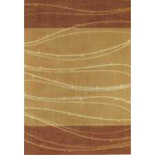 Reverie Sandbar Gold/Brown Rug