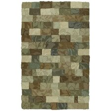 <strong>Shaw Rugs</strong> Structure Upper East Side Light Beige Multi Rug