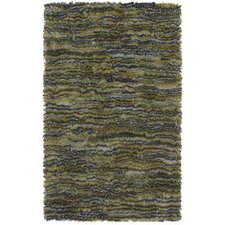 <strong>Shaw Rugs</strong> Structure Flirt Green Tea Rug