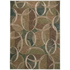 Modernworks Aura Light Multi Rug