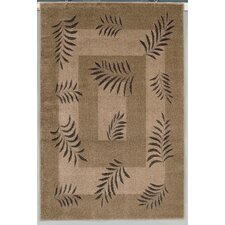 Accents New Leaf Natural Rug