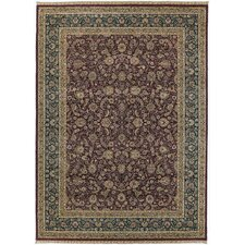 Antiquities All-Over Tabriz Brick Rug