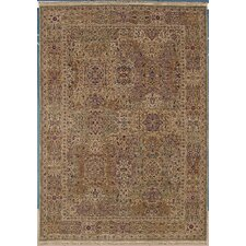 <strong>Shaw Rugs</strong> Antiquities Antique Bidjar Light Multi Rug