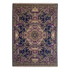 Antiquities Aubusson Ebony Rug
