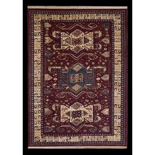 <strong>Shaw Rugs</strong> Antiquities Caucasian Brick Rug