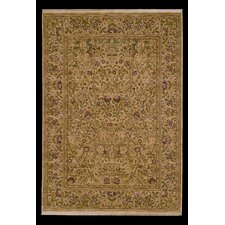 Antiquities English Garden Gold Rug