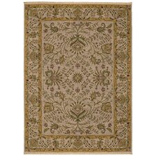 <strong>Shaw Rugs</strong> Antiquities Lilihan Beige Rug