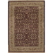 Antiquities Royal Sultanabad Brick Rug