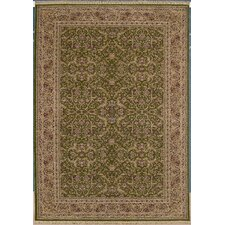 <strong>Shaw Rugs</strong> Antiquities Royal Sultanabad Olive Rug