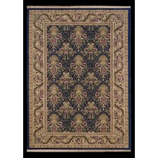 <strong>Shaw Rugs</strong> Antiquities Savonnerie Ebony Rug