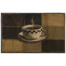 Reflections Coffee House Novelty Rug