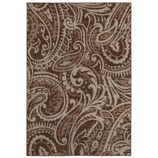<strong>Shaw Rugs</strong> Newport Elise Brown Rug