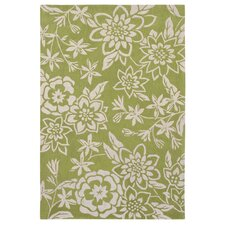 <strong>Shaw Rugs</strong> Loft Green Lillian Rug