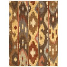 Melrose Chestnut Mar Vista Rug