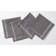 Simple Stitch Chambray Napkin (Set of 4)