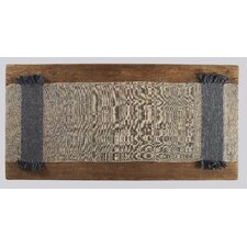 Flowing Fringe Table Runner