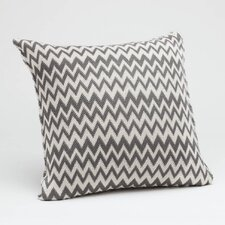 <strong>Coyuchi</strong> Zigzag Decorative Pillow