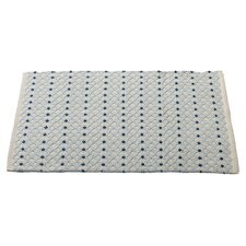 Triple Diamond Bath Mat