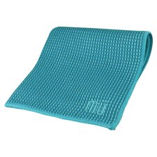 MUmodern Waffle Dish Cloth in Sea Blue (Set of 3)