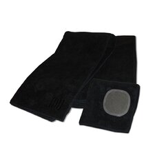 <strong>MU Kitchen</strong> MUmodern Dishcloth and Dishtowel Set in Onyx