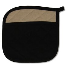 "<strong>MU Kitchen</strong> MUincotton 9"" Potholder in Onyx"