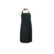 "MUincotton 35"" Full Apron in Onyx"