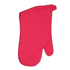 "<strong>MU Kitchen</strong> MUincotton 13"" Oven Mitt in Crimson"