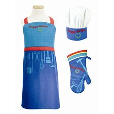 <strong>MU Kitchen</strong> Minimu Mini MU Three Piece Happy Helper Set