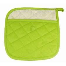 MUincotton Potholder in Grass