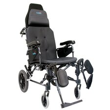MVP Reclining Transport Wheelchair