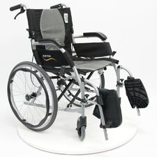 ErgoFlight Ultra Lightweight Wheelchair