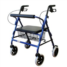<strong>Karman Healthcare</strong> Extra Wide Bariatric Rollator