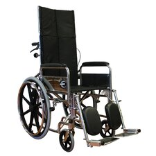 Standard Deluxe Reclining Wheelchair