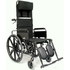 Aluminum Full Reclining Standard Wheelchair