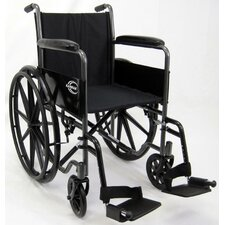 Standard Fixed Arm Wheelchair